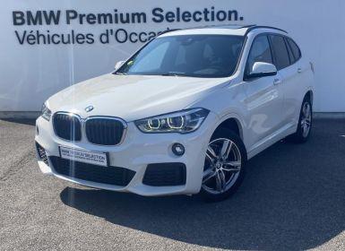 Vente BMW X1 sDrive20dA 190ch M Sport Occasion