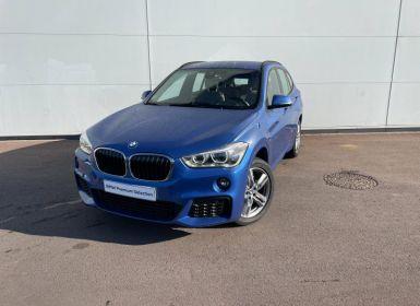 Vente BMW X1 sDrive20dA 190ch M Sport Euro6c Occasion