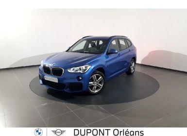 Vente BMW X1 sDrive20dA 190ch Sport Euro6c Occasion