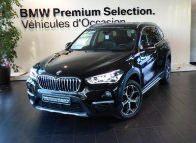 Vente BMW X1 sDrive20dA 190ch xLine Occasion