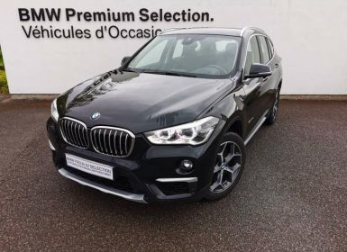 Achat BMW X1 sDrive20dA 190ch xLine Occasion
