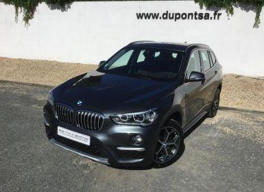 Acheter BMW X1 sDrive20dA 190ch xLine Euro6d-T Occasion