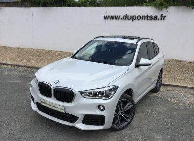BMW X1 sDrive20iA 192ch M Sport DKG7 Euro6d-T Occasion