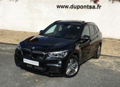 Achat BMW X1 sDrive20iA 192ch M Sport DKG7 Euro6d-T Neuf