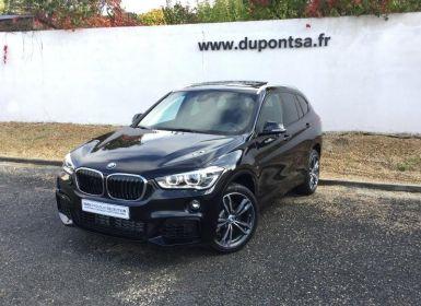 Acheter BMW X1 sDrive20iA 192ch M Sport DKG7 Euro6d-T Neuf