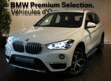 Achat BMW X1 sDrive20iA 192ch xLine DKG7 Euro6d-T Occasion