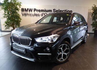BMW X1 sDrive20iA 192ch xLine DKG7 Euro6d-T Occasion