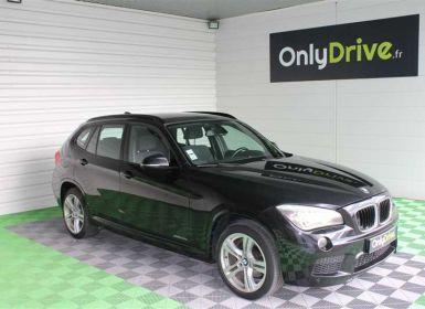 Achat BMW X1 xDrive 18d 143 ch M Sport Occasion