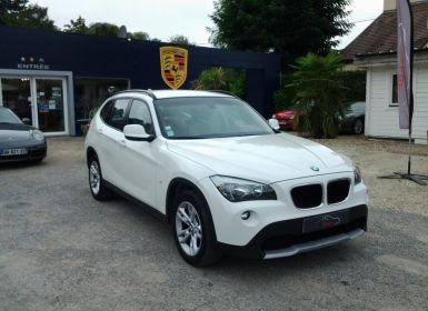 BMW X1 XDRIVE 18DA 143 CONFORT Occasion