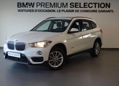 Achat BMW X1 xDrive18d 150ch Lounge Occasion