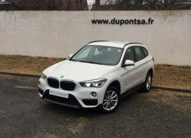 Vente BMW X1 xDrive18dA 150ch Lounge Occasion