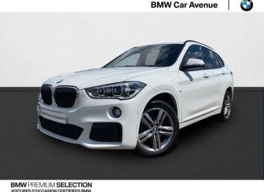 Vente BMW X1 xDrive18dA 150ch M Sport Occasion