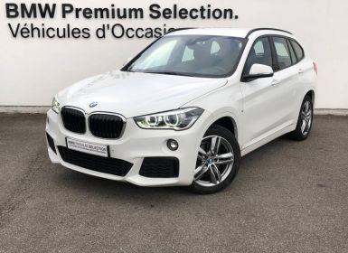 Achat BMW X1 xDrive18dA 150ch M Sport Occasion