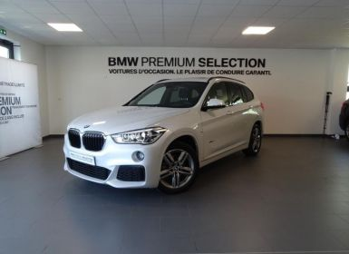 Achat BMW X1 xDrive18dA 150ch M Sport Euro6c Occasion