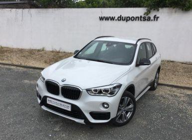 Vente BMW X1 xDrive18dA 150ch Sport Occasion