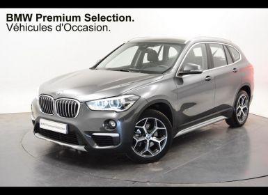 Vente BMW X1 xDrive18dA 150ch xLine Occasion