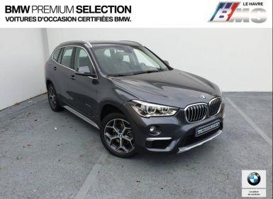 BMW X1 xDrive18dA 150ch xLine