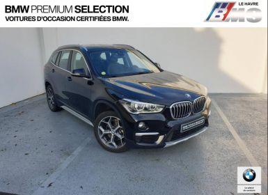 Achat BMW X1 xDrive18dA 150ch xLine Occasion