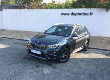 Vente BMW X1 xDrive18dA 150ch xLine Euro6c Occasion