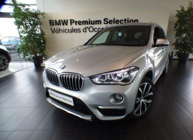 Vente BMW X1 xDrive18dA 150ch xLine Euro6d-T Occasion