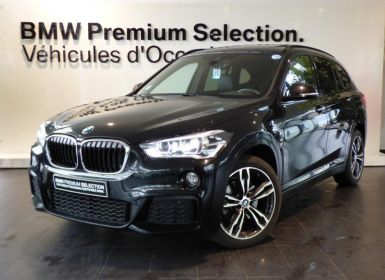 Voiture BMW X1 xDrive20d 190ch M Sport Occasion
