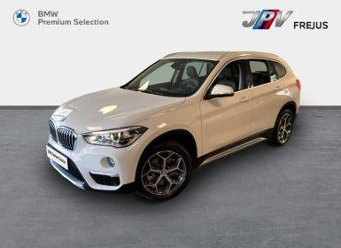 Vente BMW X1 xDrive20d 190ch xLine Occasion