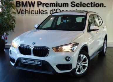 Achat BMW X1 xDrive20dA 190ch Business Occasion