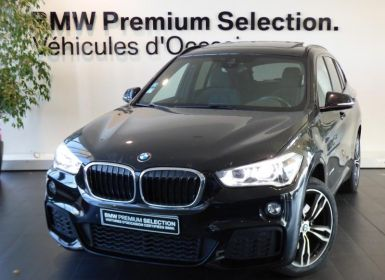 Vente BMW X1 xDrive20dA 190ch M Sport Occasion