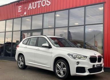 Voiture BMW X1 xDrive20dA 190ch M Sport Euro6c Occasion