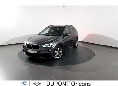 Vente BMW X1 xDrive20dA 190ch M Sport Euro6c Occasion