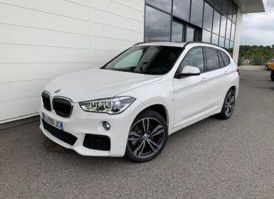 Vente BMW X1 xDrive20dA 190ch Sport Occasion