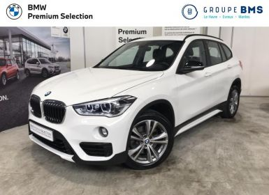Achat BMW X1 xDrive20dA 190ch Sport Occasion