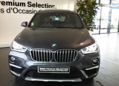 Vente BMW X1 xDrive20dA 190ch xLine Occasion