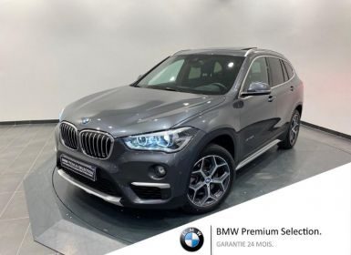 Achat BMW X1 xDrive20dA 190ch xLine Occasion