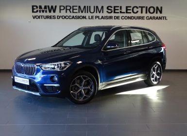 BMW X1 xDrive20dA 190ch xLine Euro6c