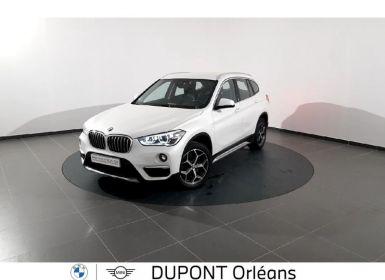 Vente BMW X1 xDrive20dA 190ch xLine Euro6c Occasion