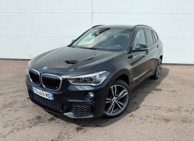 BMW X1 xDrive20iA 192ch M Sport Euro6d-T