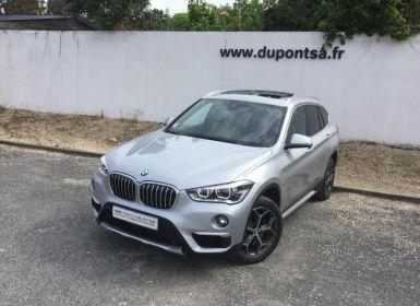 Vente BMW X1 xDrive20iA 192ch xLine Occasion