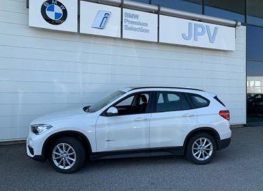 Vente BMW X1 xDrive25dA 231ch Lounge Occasion