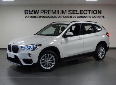 Achat BMW X1 xDrive25dA 231ch Lounge Occasion