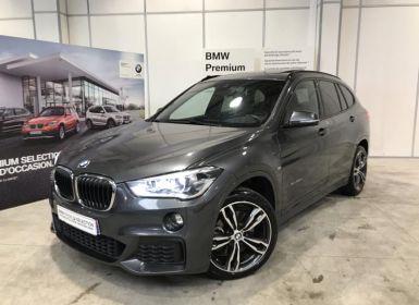 Vente BMW X1 xDrive25dA 231ch M Sport Occasion