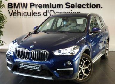 Vente BMW X1 xDrive25dA 231ch xLine Occasion