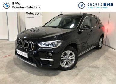 Achat BMW X1 xDrive25dA 231ch xLine Occasion