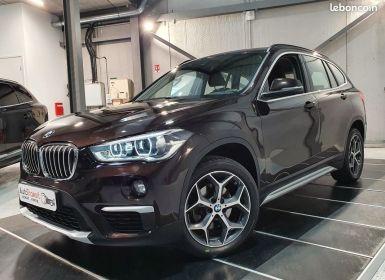 Vente BMW X1 XLINE 18i SDRIVE 2017 / 37 900 KMS / FULL LED / CLIM BIZONE / SEMI CUIR / 1ERE MAIN Occasion