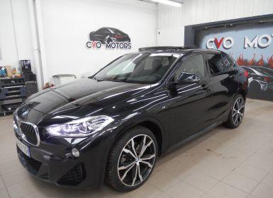 Vente BMW X2 BMW X2 S DRIVE PACK M BOITE AUTO Occasion