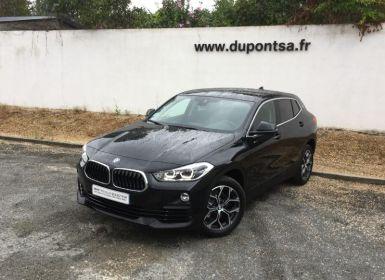 Vente BMW X2 sDrive16dA 116ch Lounge Euro6d-T 107g Occasion