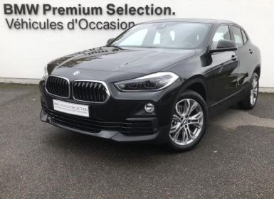 Vente BMW X2 sDrive16dA 116ch Lounge Euro6d-T Occasion