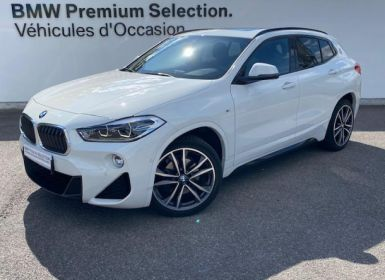 Vente BMW X2 sDrive18d 150ch M Sport Occasion