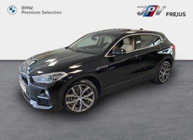 Achat BMW X2 sDrive18dA 150ch Business Design Occasion