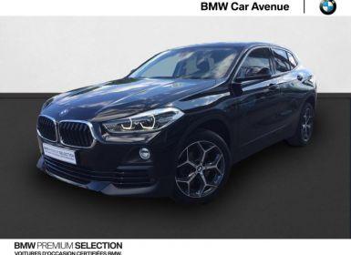 Vente BMW X2 sDrive18dA 150ch Business Design Occasion